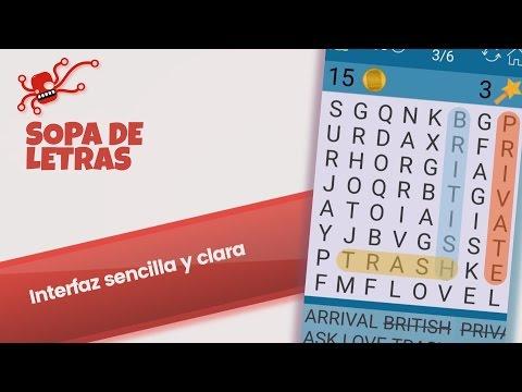 Sopa De Letras Aplicaciones En Google Play