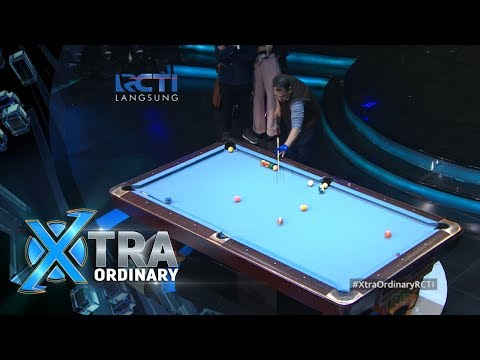 XTRA ORDINARY - Boim Master Pool Trick Shoot From Indonesia [16 Maret 2018]