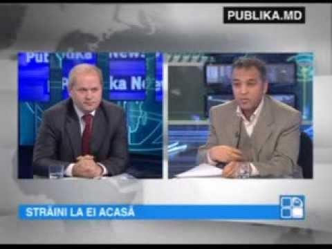 Vitalie Tarlev la Publika TV