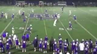 2015 CFL Draft Prospect - MTA #8 Rodreke Joseph