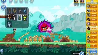 Angry Birds Friends tournament, week 305/1, level 5