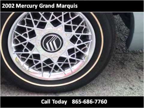 2002 mercury grand marquis used cars knoxville tn youtube for Clayton motor co west knoxville tn
