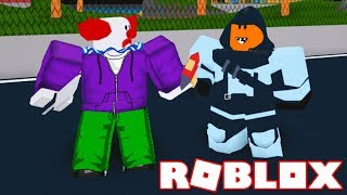 Roblox → VILLAIN and superhero SIMULATOR ► Roblox Superpower City 🎮