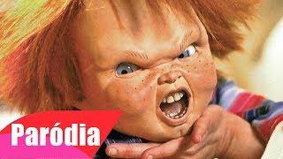 Chucky e Sua Família Maluca  (Paródia/Redublagem)
