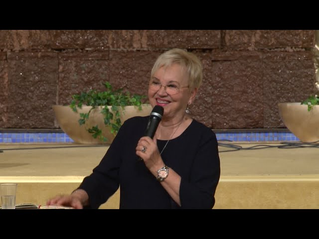 18 November 2018 Söndagsmöte med Linda Bergling
