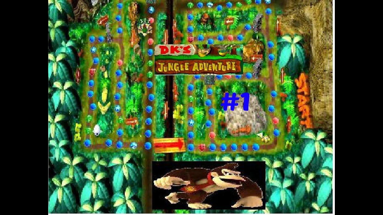 Mario Jungle Trouble Mario Game Play - Best Super Mario Games