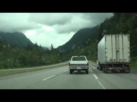 Mini 4K Road Trip Hope   Princeston   Merrit BC