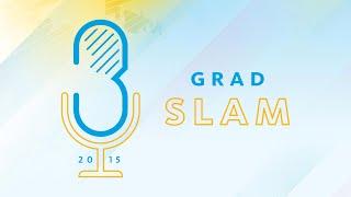 UC Grad Slam 2015 thumbnail