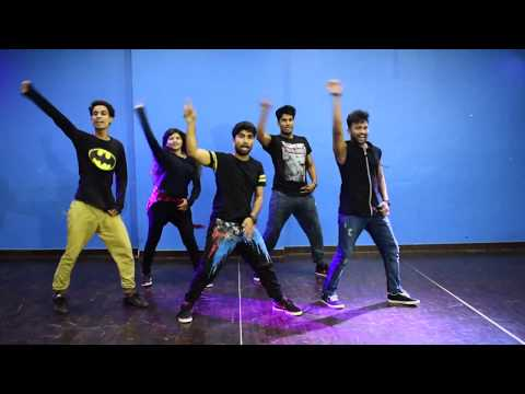 Sajan RADIO SONG  Tubelight | DANCE Cover | Salman Khan | Kunal | Dance Floor Studio