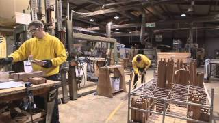 An Introduction To Our Timber Manufacturing Processes