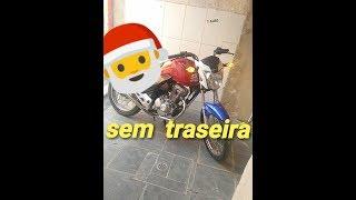 🔴DEPENEI A MINHA MOTO!!! & GRAU NO PARAISO