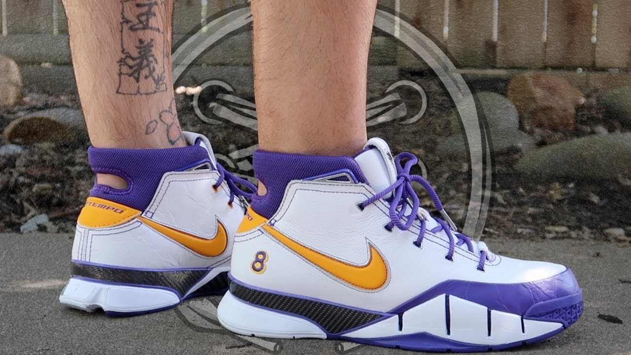 best service 752d3 f3ba1 Nike Kobe 1 Protro Final Seconds Review