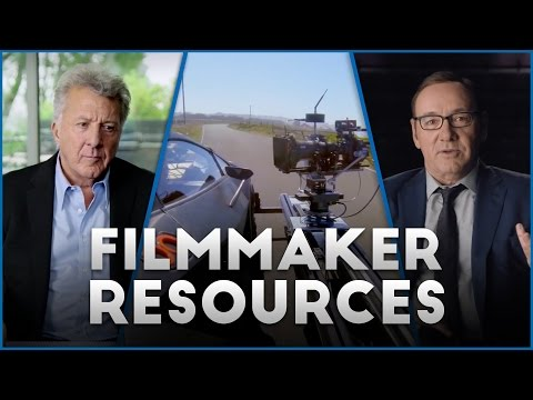 Resources For Filmmakers - 2016