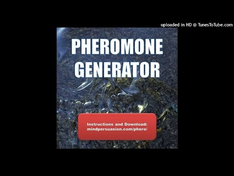Pheromone Generator – Generate Irresistible Desire For You And Your Business