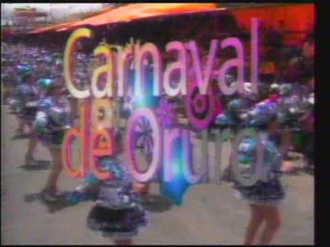 Domingo de Carnaval 2017 - 3: Fraternidad Folklórica y Cultural Caporales San Simón