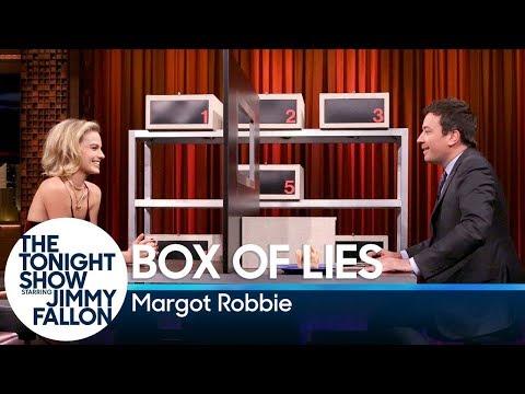 Box of Lies with Margot Robbie