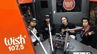 "Abra, Loonie, Ron Henley and DJ Buddah perform ""Cerberus"" LIVE on Wish 107.5 Bus"