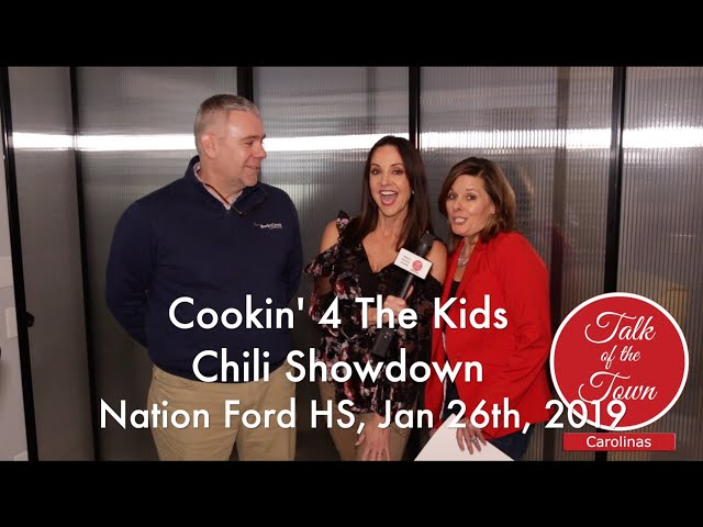 Cookin 4 Kids Chili Showdown 2019