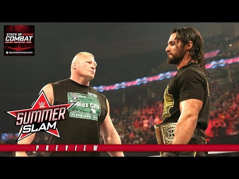 WWE SummerSlam 2019 Matches, Card, Predictions, Preview   State of Combat