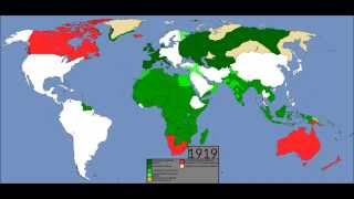 500 Years of European Colonialism