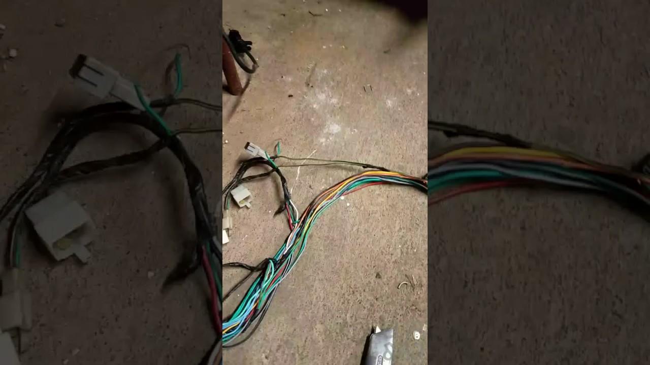 baja phoenix wiring harness tear down strip bobber brat minimal baja phoenix wiring harness tear down strip bobber brat minimal wiring