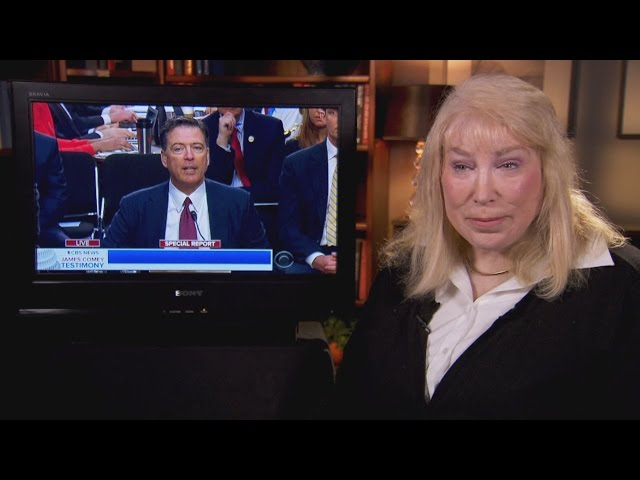 Body Language Expert Discusses Former FBI Director James Comeys Testimony