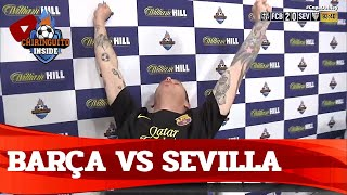 🔴BARÇA-SEVILLA con EL CHIRINGUITO | Semifinal Copa del Rey / Vuelta| Chiringuito Inside
