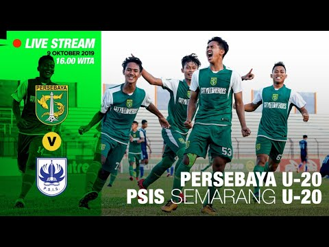 Live Streaming Elite Pro Academy U-20 ||   Persebaya vs PSIS