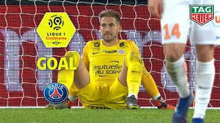 Goal Petar SKULETIC (73' csc)/Paris Saint-Germain - Montpellier Hérault SC (5-1)(PARIS-MHSC)/2018-19