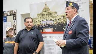 GI Bill traveling exhibit opens in Iowa