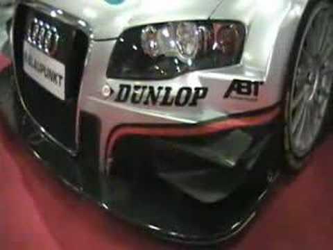 Audi A4 DTM Tom Kristensen