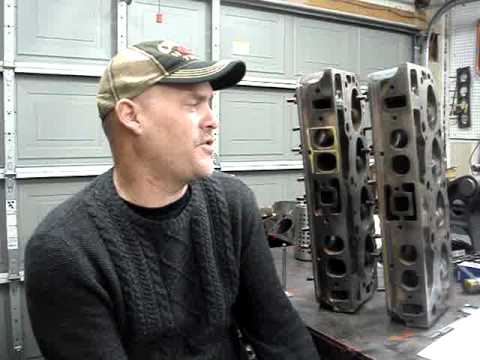 BIG BLOCK CHEVY HEADS BEST AND WORST - YouTube