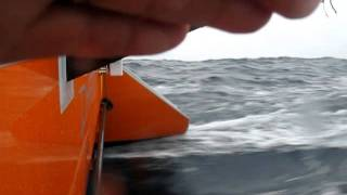 Gunboat Phaedo  Transatlantic Race 2011 30 knots