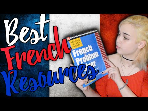 Favourite French Learning Resources