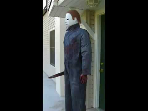 For sale Youtube special H4 Halloween 4 Michael Myers Mask Costume & For sale Youtube special H4 Halloween 4 Michael Myers Mask Costume ...