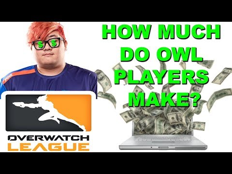 How Much Do OWL Players Make? OWL Pros Could Make MILLIONS Come Season 3! Is Sinatraa Worth 150K??