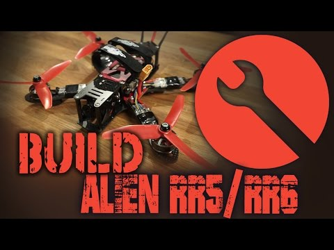 Impulse RC Alien RR5 & RR6 Build