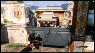 [FR007] Uncharted 3 : Eliminations avec le T-Bolt