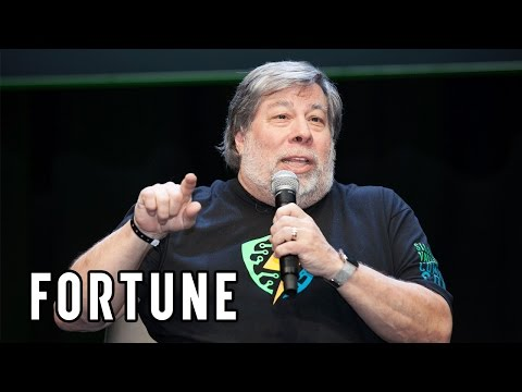 Steve Wozniak Reveals His Predictions for 2075 I Fortune