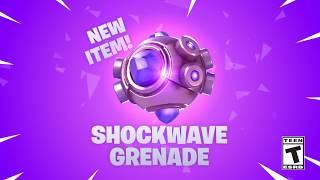 Fortnite Shockwave Grenade Trailer