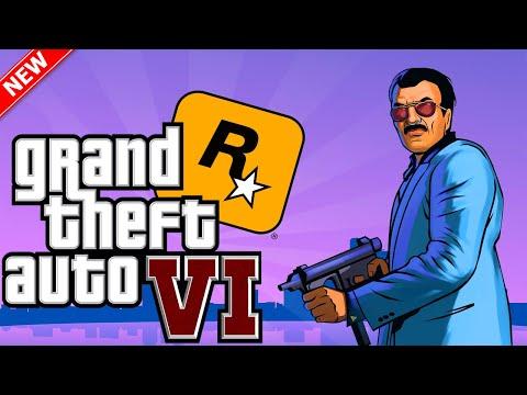 "Report Says Rockstar Is Working On 2 ""Secret"" Games! GTA 6 Rumors Return! (GTA VI)"
