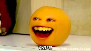 Надоедливый апельсин HE WILL HE WILL MOCK YOU