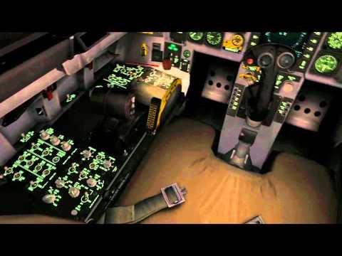 F-15E Iris tutorial - Interior and exterior lights