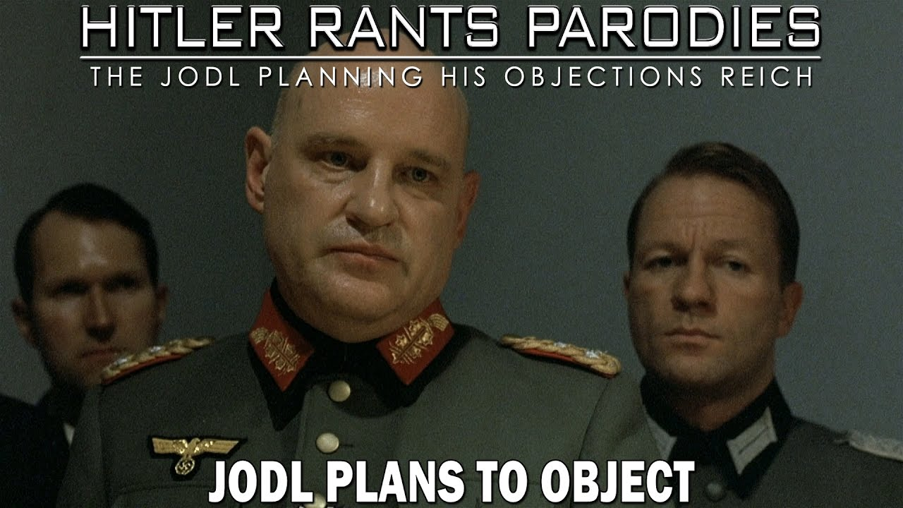 Jodl plans to object