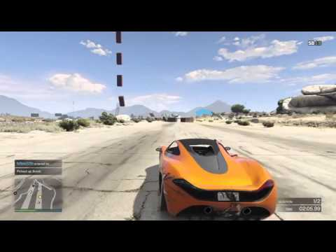 GTA 5 Half Loop w/ LordKiller256