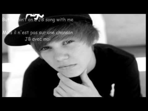 Justin Bieber Never say never paroles françaises