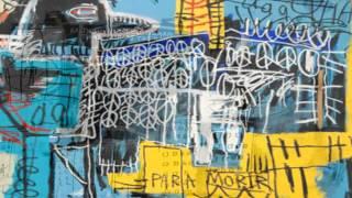 Amalgama [Lorenzo Gómez] pinturas de Basquiat (HD)