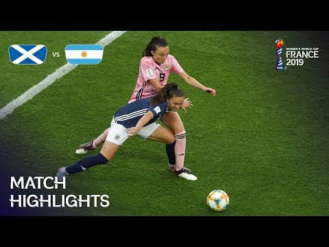Scotland v Argentina - FIFA Women's World Cup France 2019™