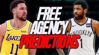 BSOLZ'S Complete 2019 NBA Free Agency Predictions