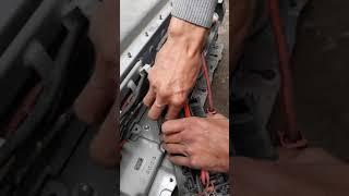 Gibrid Toyota Camry ta'mirlash
